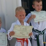 RESIZED keira and tj and jacob peewee grading