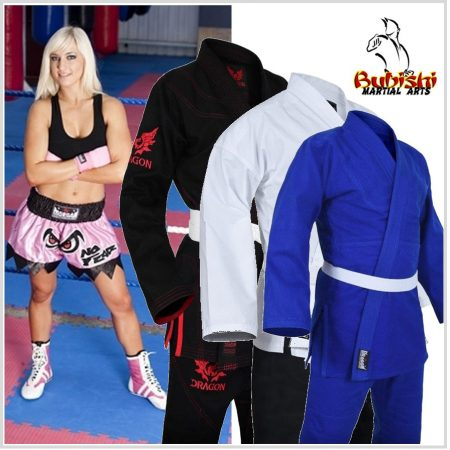 Martial Arts Uniforms & Clothing